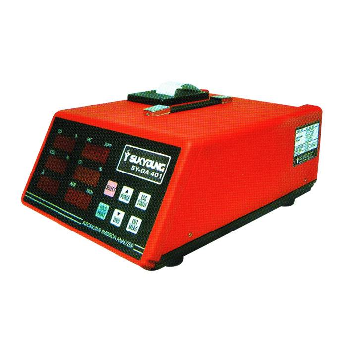 SUKYOUNG FOURGAS ANALAYZER MODEL SY- GA401